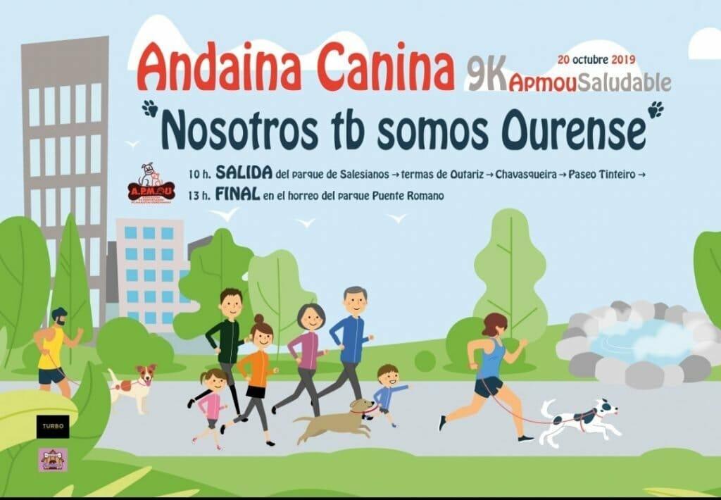 Andaina Canina Octubre 2019